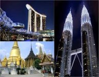 6D5N MALAYSIA – THAILAND (Tour group, Exclude tiket pesawat PP)